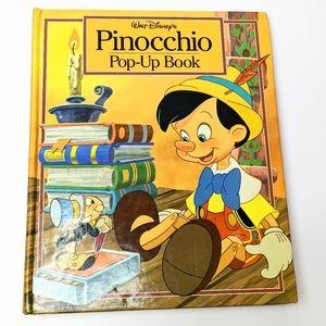 Vintage 1992 Disney's Pinocchio Pop Up Book